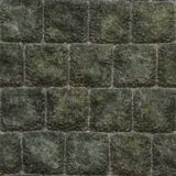 Seamless Stone Wall Royalty Free Stock Image