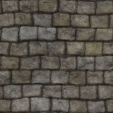 Seamless stone wall Royalty Free Stock Photo