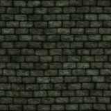 Seamless stone wall background Stock Image