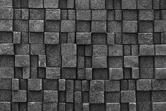 Seamless stone  wall background - texture pattern for continuous Stock Image