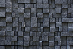 Seamless  stone wall background - texture pattern for continuous Royalty Free Stock Photos