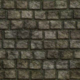 Seamless stone wall Stock Photos