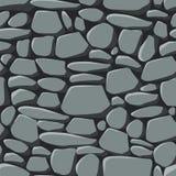 Seamless Stones Wallpaper stock photography