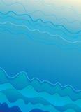 Seamless stripe background. Print seamless stripe blue background vector illustration