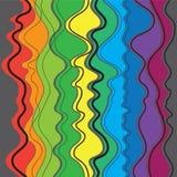 Seamless stripe background. Print seamless stripe background, illustration stock illustration