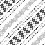 Seamless Stripe and Line Pattern Royalty Free Stock Photos