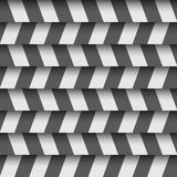 Seamless stripe pattern background. Vector Illustration Stock Photo