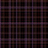 Seamless striped design plaid fabric Royalty Free Stock Photography
