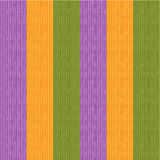 Seamless striped fabric stock illustration