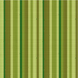 Seamless striped fabric pattern, green Stock Photography