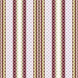Seamless striped pattern Royalty Free Stock Image