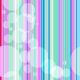 Seamless striped pattern Royalty Free Stock Photography
