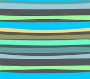Seamless striped pattern Stock Photo
