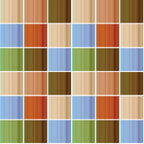 Seamless striped tiles Royalty Free Stock Photography