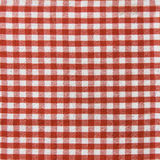 Seamless striped white and red picnic towel. Striped white and red picnic towel  HD image Stock Photography
