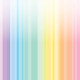 Seamless stripes background. Seamless harmony stripes pattern with rainbow colors, ideal for a background Stock Image