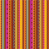 Seamless stripes and laces pattern