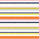 Seamless stripes textile background pattern Royalty Free Stock Photo