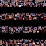 Seamless stylish background Stock Images
