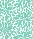 Seamless stylish pattern with  raindrops. Vector illustration Stock Photos