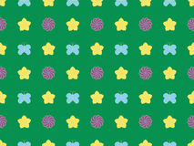 Seamless summer pattern Royalty Free Stock Photo