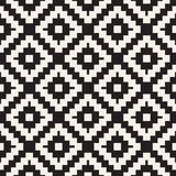 Seamless surface geometric design. Repeating tiles ornament background. Vector shapes pattern royalty free illustration