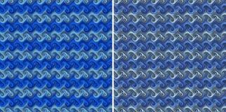 seamless surface vatten för modell vektor illustrationer