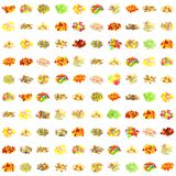 Seamless Sweets Pattern royalty free stock images