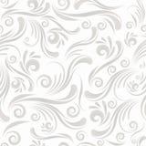 seamless swirl för prydnad Royaltyfri Bild