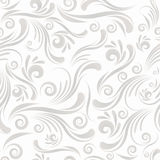 Seamless swirl ornament Royalty Free Stock Image