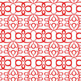 Seamless swirl pattern Stock Photography