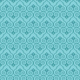 Seamless Swirl Pattern two. Seamless swirl pattern. Easy to edit Stock Images