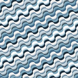 Seamless swirl texture Stock Photography