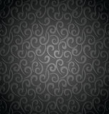 Seamless swirly background Royalty Free Stock Images