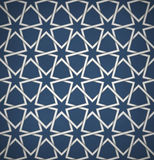 Seamless symmetrical abstract vector background in arabian style  Stock Images