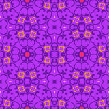 Seamless symmetrical pattern, texture Stock Photo