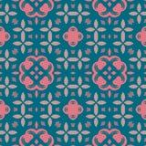 seamless symmetrisk textur för modell Royaltyfri Bild