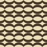 Seamless tablecloth pattern. Stock Photos