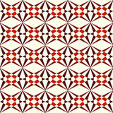Seamless tablecloth pattern. Royalty Free Stock Photos