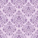 seamless tappning för bakgrund seamless wallpaper Royaltyfria Bilder