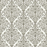 seamless tappning för bakgrund seamless wallpaper Royaltyfri Bild