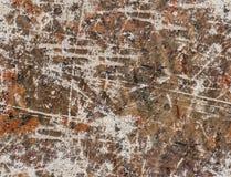 seamless tappning för bakgrundsmodell skrapat gammalt papper Arkivbilder