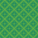 seamless tappning för grön modell Arkivfoton