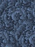 seamless tappningwallpaper Royaltyfri Fotografi