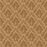 seamless tappningwallpaper Arkivbilder