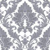 seamless tappningwallpaper Royaltyfria Bilder