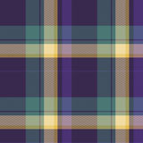 Seamless tartan generated hires texture Stock Image