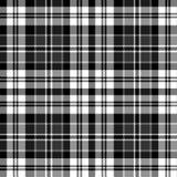 Seamless tartan Stock Image