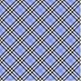 Seamless tartan pattern Royalty Free Stock Image