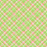 Seamless tartan pattern Royalty Free Stock Image